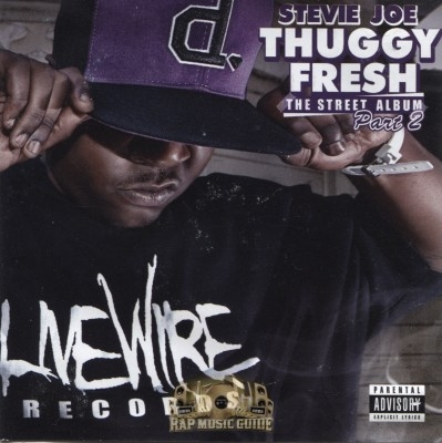 Stevie Joe - Thuggy Fresh: The Street Album Part 2