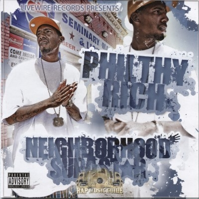 Philthy Rich - Neighborhood Supastar