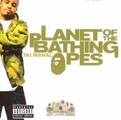 Taj Mahal - Planet Of The Bathing Apes