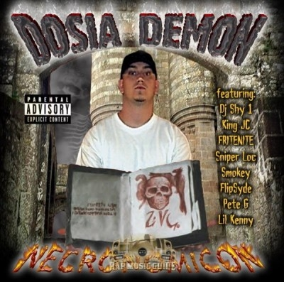 Dosia Demon - Necronomicon