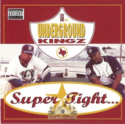UGK - Super Tight