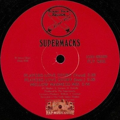 Super Macks - Supermack's In Effect