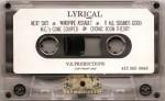 Lyrical C - Lyrical C