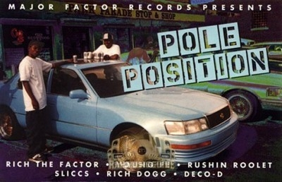 Rich The Factor - Pole Position