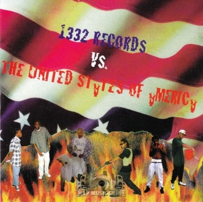 1332 Records vs. The United States - Self Titled