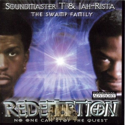 Soundmaster T & Jah-Rista - Redemption
