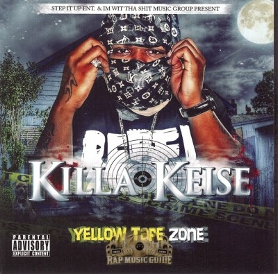 Killa Keise - Yellow Tape Zone