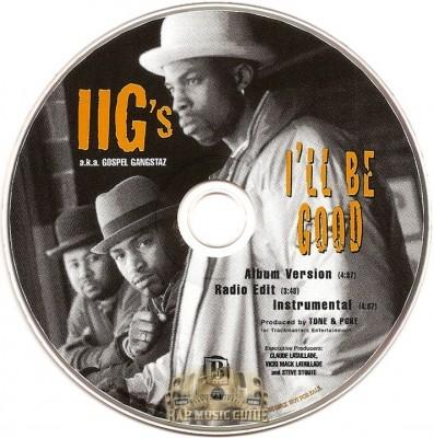 Gospel Gangstaz - I'll Be Good