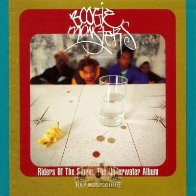 Boogiemonsters - Riders Of The Storm: The Underwater Album