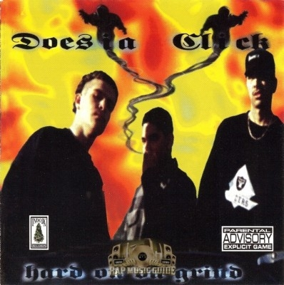 Doesia Click - Hard On Da Grind