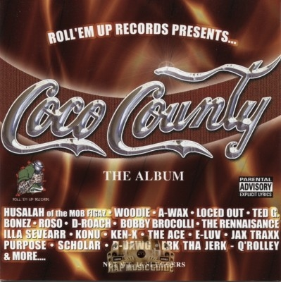 Roll'em Up Records Presents - CoCo County The Album