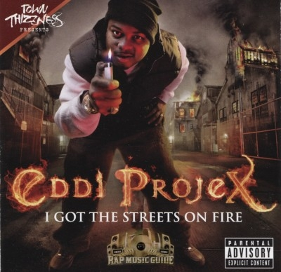 Eddi Projex - I Got The Streets On Fire