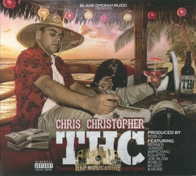 Chris Christopher - THC (Thoroughly High Compositions)