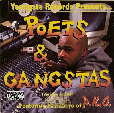 Various Artists - Poets & Gangstas