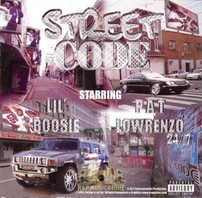 Lil' Boosie & Pat Lowrenzo - Street Code