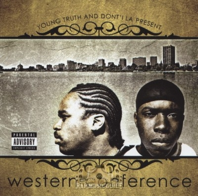 Young Truth & Dont'I LA Present - Western Conference