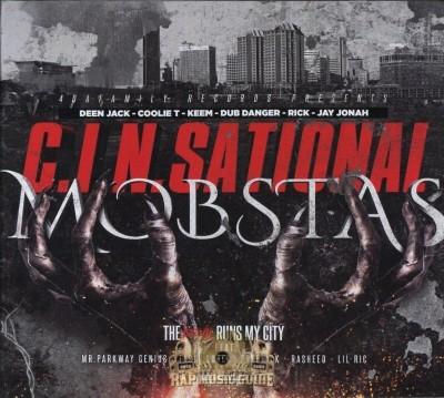 C.I.N.sational Mobstas - The Devil Runs My City