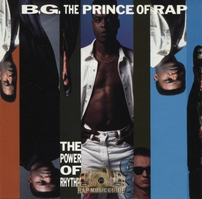 B.G. The Prince Of Rap - The Power Of Rhythm