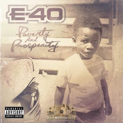 E-40 - Poverty and Prosperity