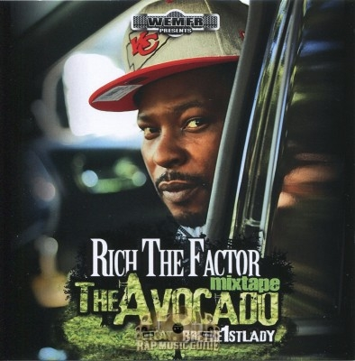 Rich The Factor - The Avocado Mixtape