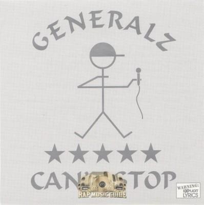 Generalz - Can't Stop
