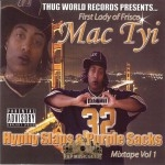 Mac Tyi - Hyphy Slaps & Purple Sacs Mixtape Vol. 1