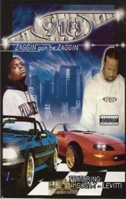 918 - Zaggin Gon Be Zaggin
