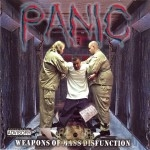 Panic - Weapons Of Mass Disfunction