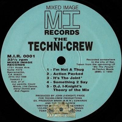 Techni Crew - We The People