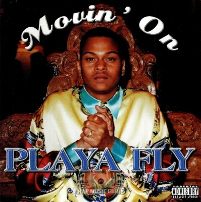 Playa Fly - Movin' On