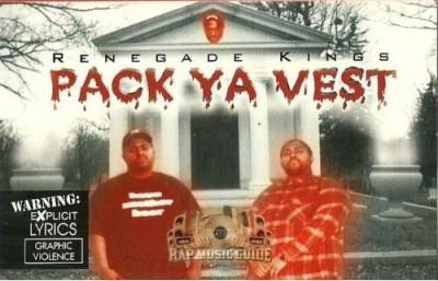 Renegade Kings - Pack Ya Vest