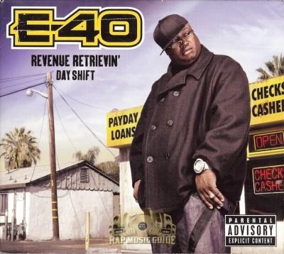 E-40 - Revenue Retrievin Day Shift