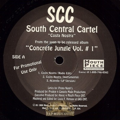 South Central Cartel - Costa Nostra