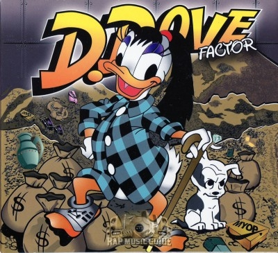 D. Dove - Screwg McDovey