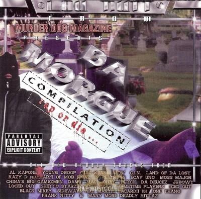 Murder Dog Magazine Presents - Da Morgue Compilation