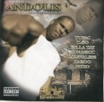 Andolis - The Best Of Andolis A.K.A. The Boogie Man