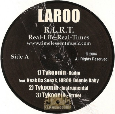 Laroo - Tykoonin / Superstars