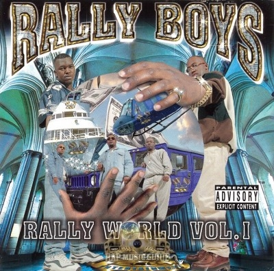 Rally Boys - Rally World Vol. 1