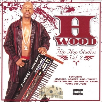 H-Wood - Hip Hop Studios Vol. 2