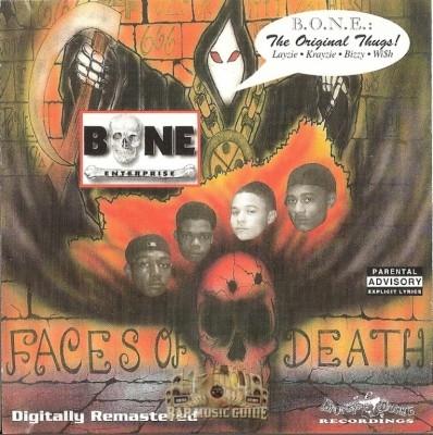 B.O.N.E. Enterprise - Faces Of Death