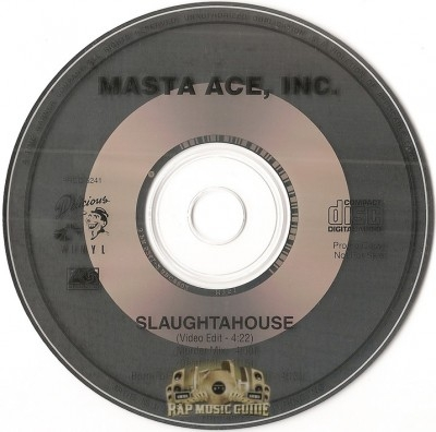 Masta Ace, Inc. - Slaughtahouse