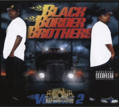 Rich & Rush - Black Border Brothers Volume 2