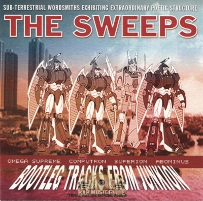 The Sweeps - Bootleg Tracks From Junkion