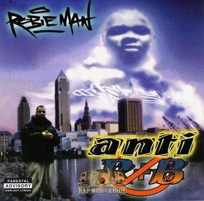 Robie Man - Anti R+B