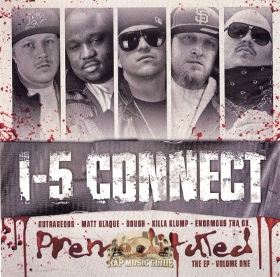 I-5 Connect - Premeditated The EP