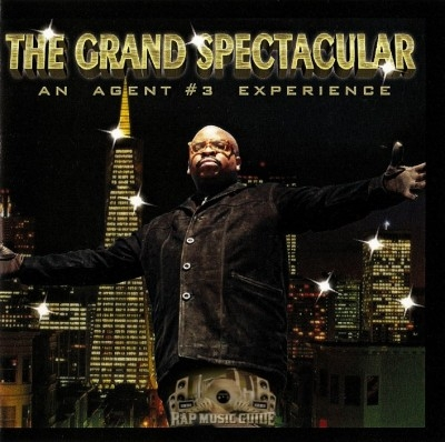 Agent 3 - The Grand Spectacular
