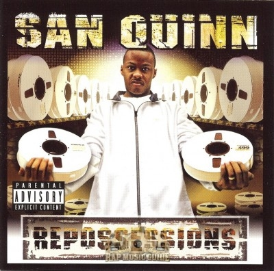 San Quinn - Repossessions