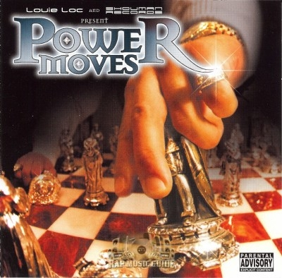 Louie Loc - Power Moves