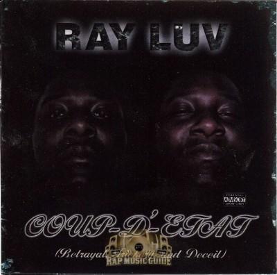 Ray Luv - Coup d'Etat