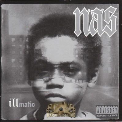 Nas - Illmatic - 10 Year Anniversary Platinum Series